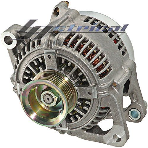 Lactrical High Output 160amp Alternator For Jeep Cherokee Jeep Cherokee Jeep Jeep Grand Cherokee Zj