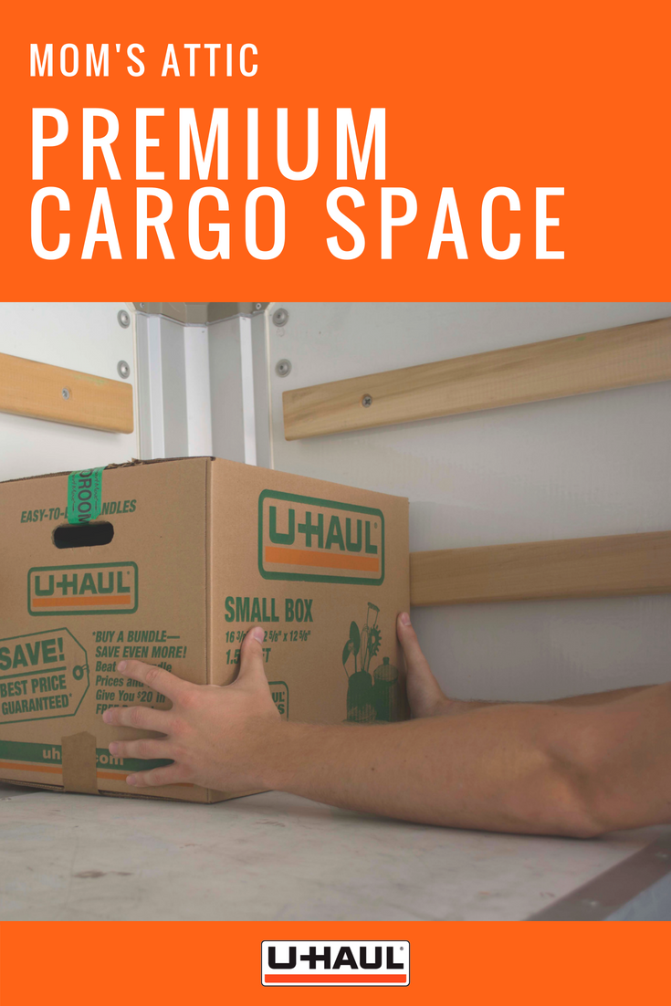 Have you heard of Mom's Attic? This U-Haul exclusive feature
