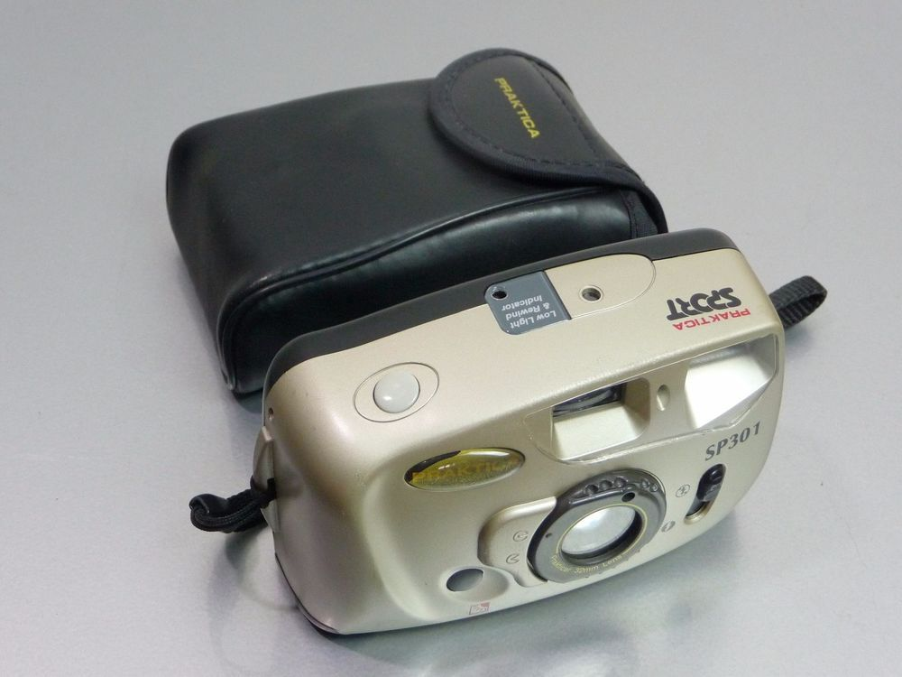 Praktica Sport SP301 35mm Compact Film Camera