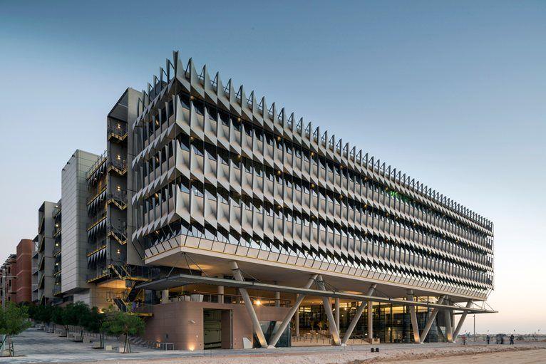 Siemens Middle East HQ, Abu Dhabi, 2014 - Sheppard Robson