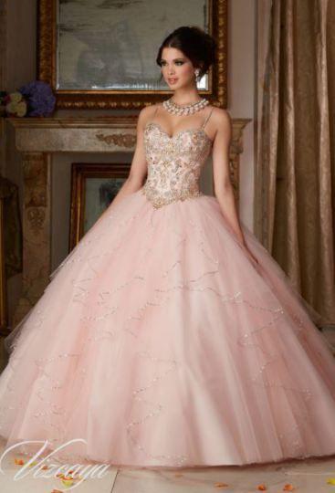 7e21e7456 Bonita en vestidos de Quince color rosa