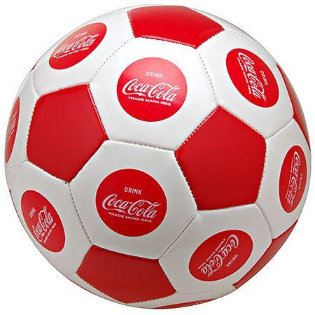 hermosa pelota de cocacola  7b9f5f4a44d0a