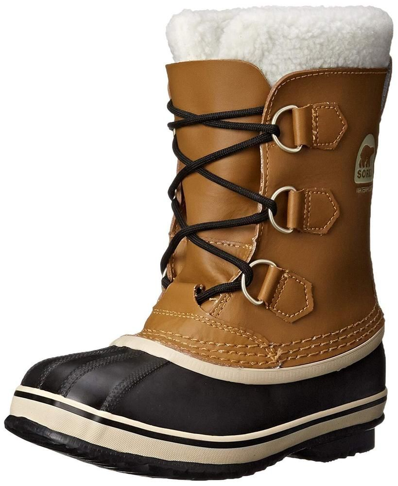 f9077648f706 eBay  Sponsored Sorel Yoot Pac TP MS Cold Weather Boot (Toddler Little Kid Big  Kid) 3 M US Lit