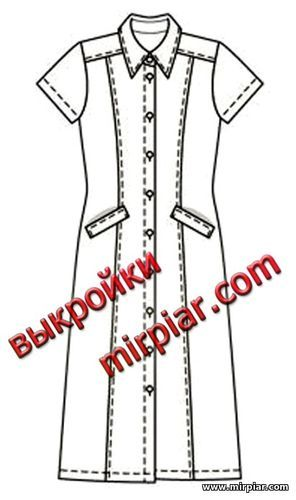 5d87198a18e0cde платье рубашка, ПЛАТЬЯ, dresses, pattern sewing, выкройки платьев, выкройки  скачать,