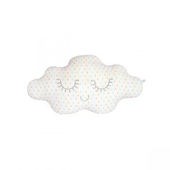 coussin nuage sleeping gouttes kids pinterest cloud cushion. Black Bedroom Furniture Sets. Home Design Ideas