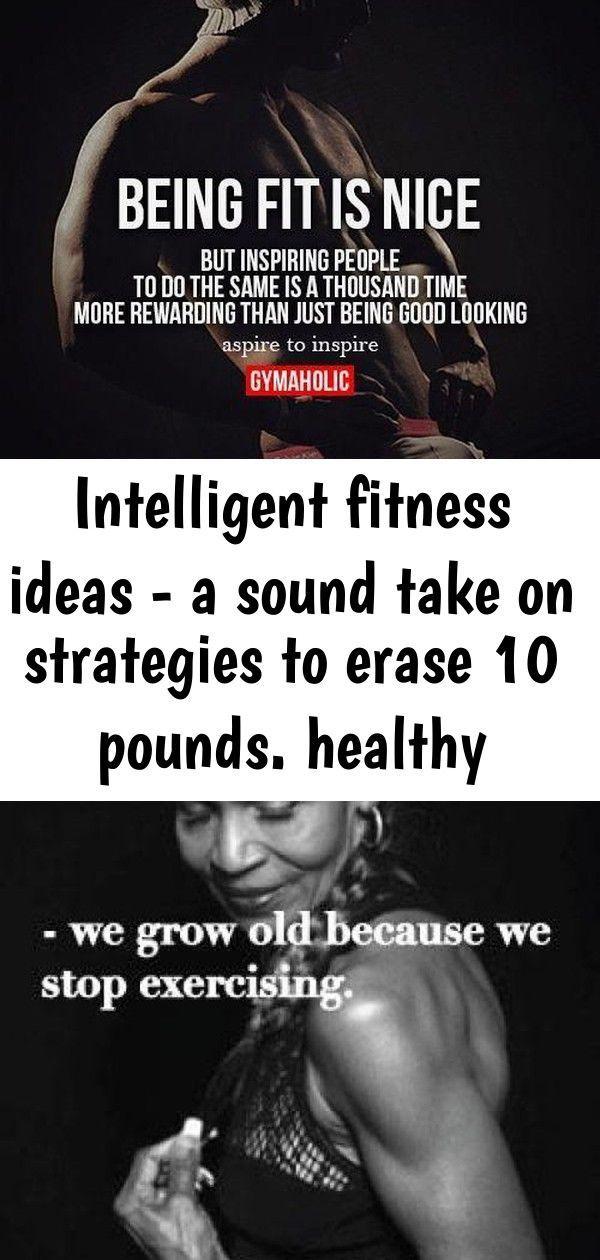 Intelligente Fitness-Ideen - eine fundierte Übernahme von Strategien zum Löschen von 10 Pfund. gesun...