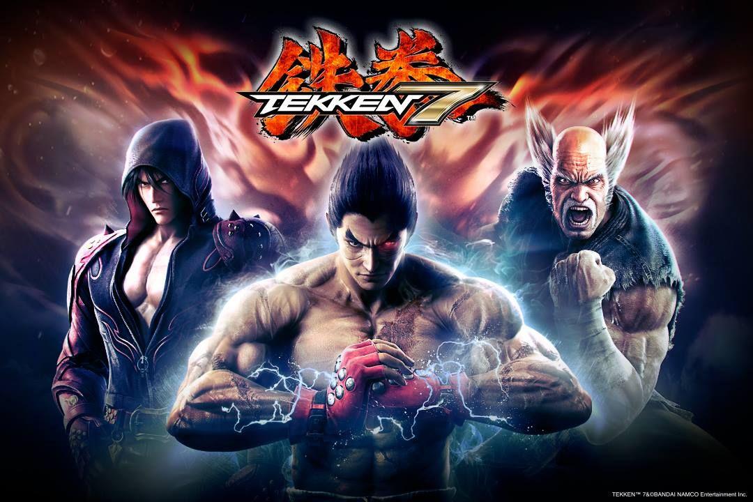 Wallpaper HD Tekken 7 #Tekken7 #PlayStation4 #PS4 | Tekken in 2018 | Pinterest | PS4, Tekken 7 ...