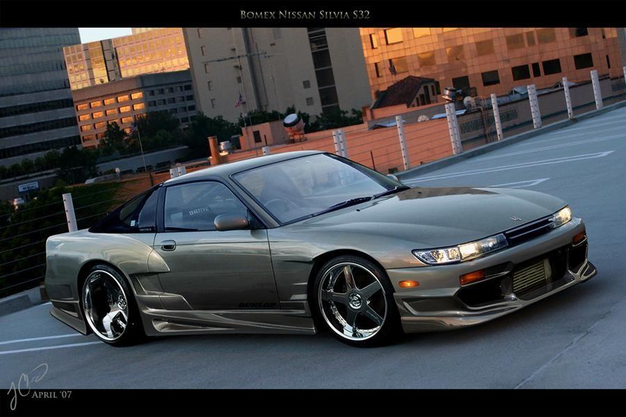 Bomex Nissan Silvia S32 By Gurnade On Deviantart Nissan Silvia S13 Silvia Nissan