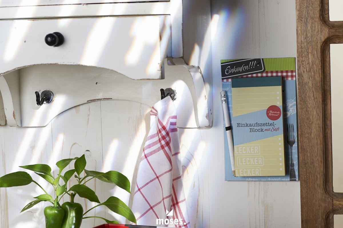 Küchenwunder Einkaufszettelblock von moses.