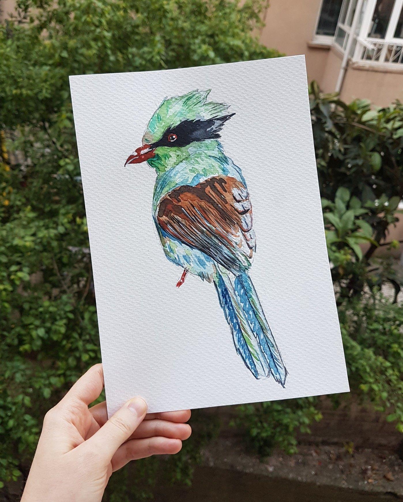 #watercolor #watercolour #watercolorpainting #suluboya #акварель  #art #aquarelle #gouachepainting #watercolorillustration #