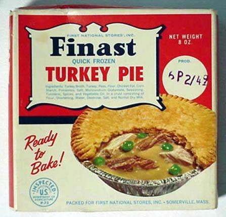 Finast turkey pie