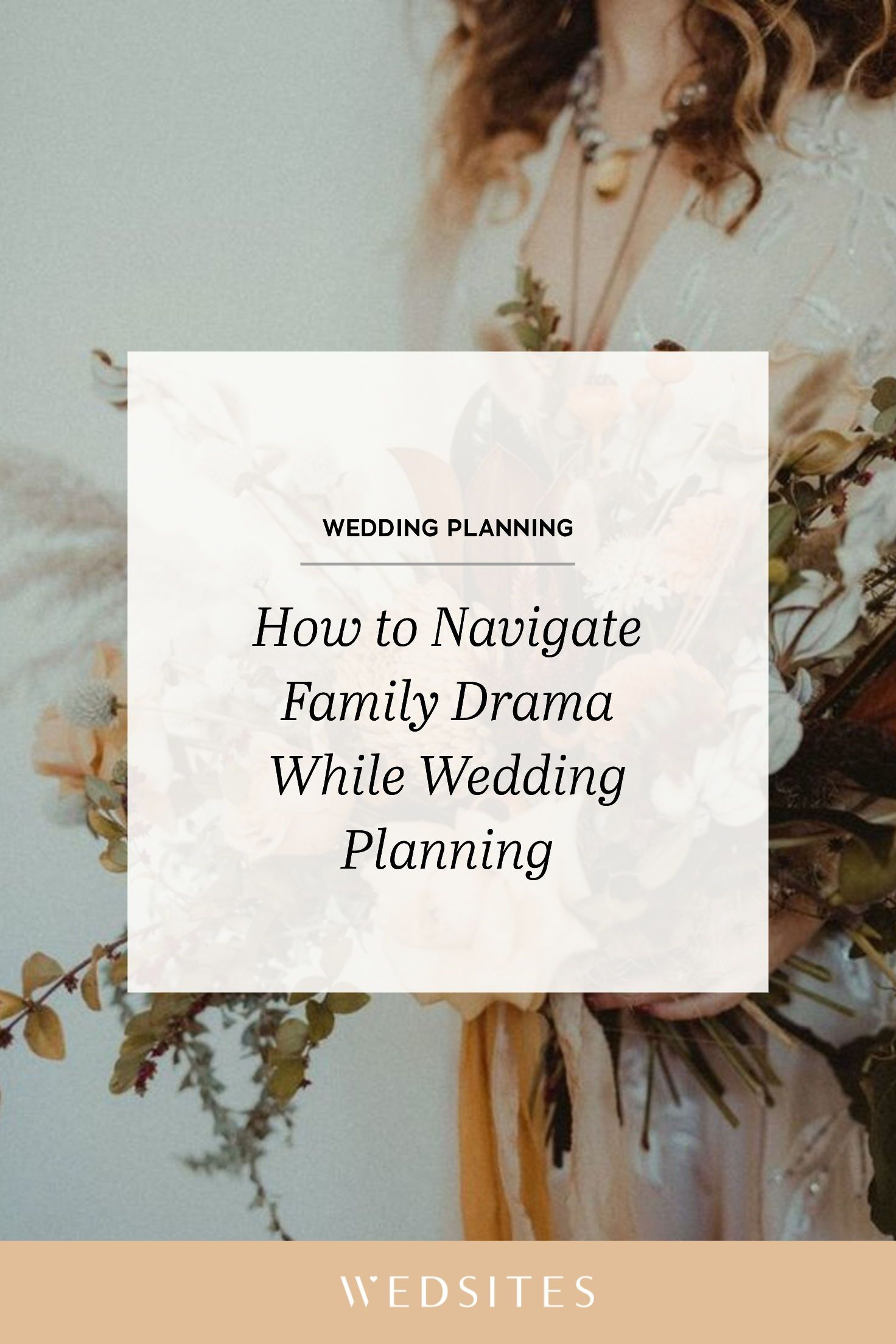 How to Navigate Family Drama While Wedding Planning