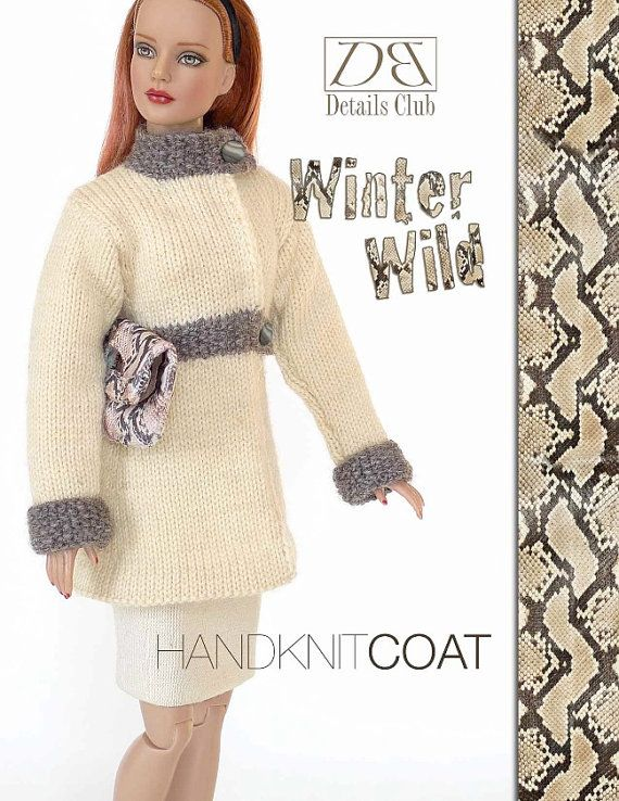 Knitting pattern for 16\