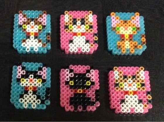 サービス終了のお知らせ Hama Beads Perler Beads Beads