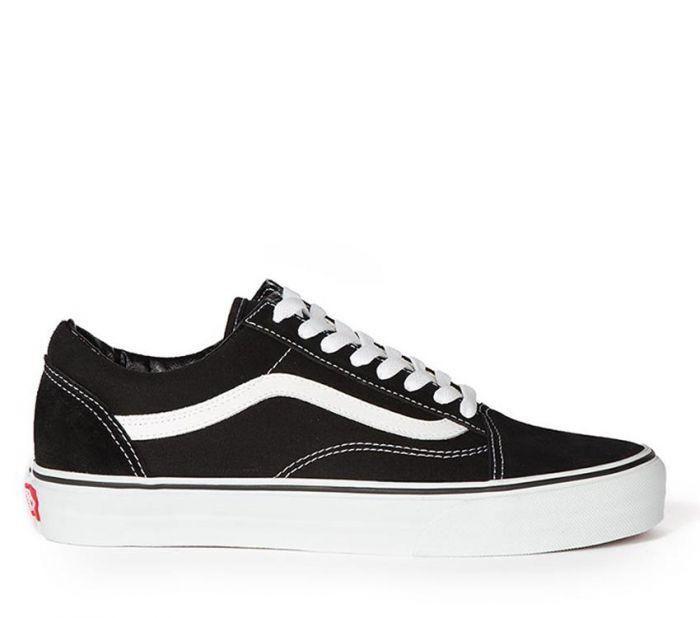 2fbb786568 Shop Vans Old Skool Black Online | Platypus Shoes | ➶ my style in ...