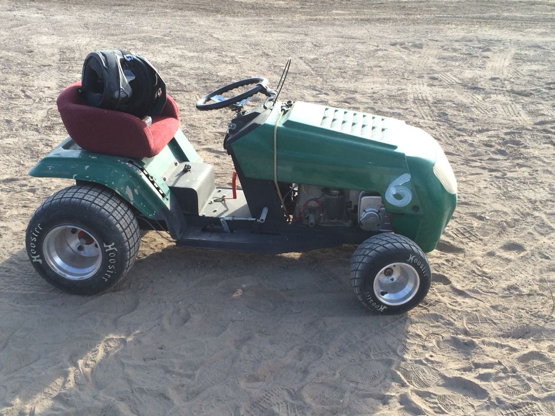 Pin on cool lawnmower projects