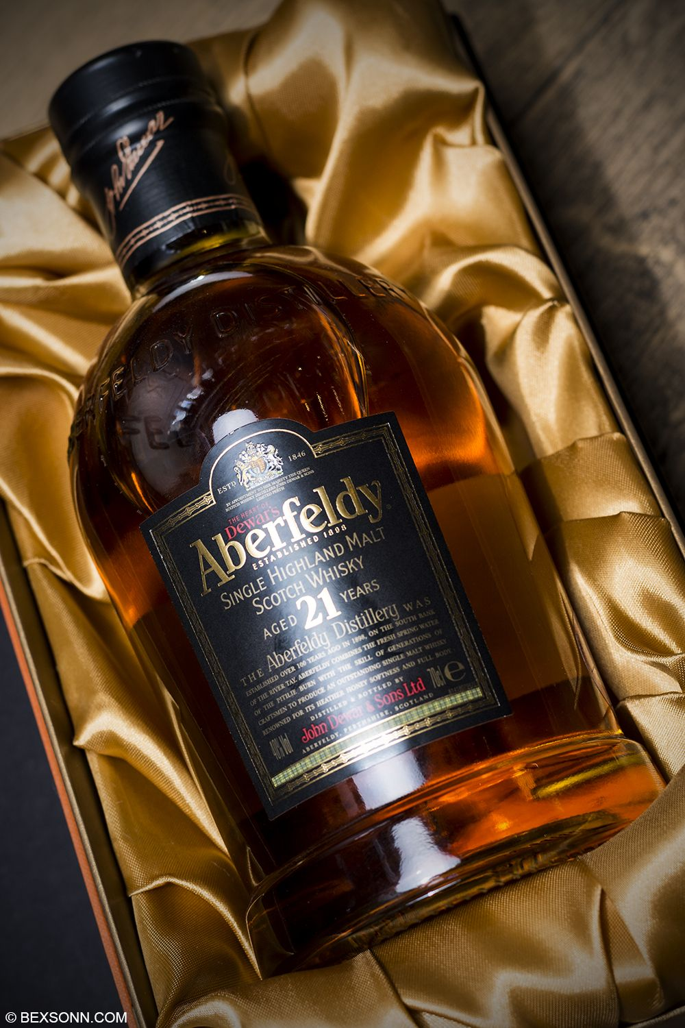SINGLE MALT SCOTCH: For his collection; adds breath and character for either him or when entertaining friends.