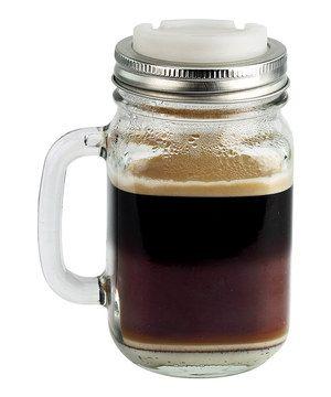 Another great find on #zulily! Urban Trend Mason Coffee Jar by Urban Trend #zulilyfinds