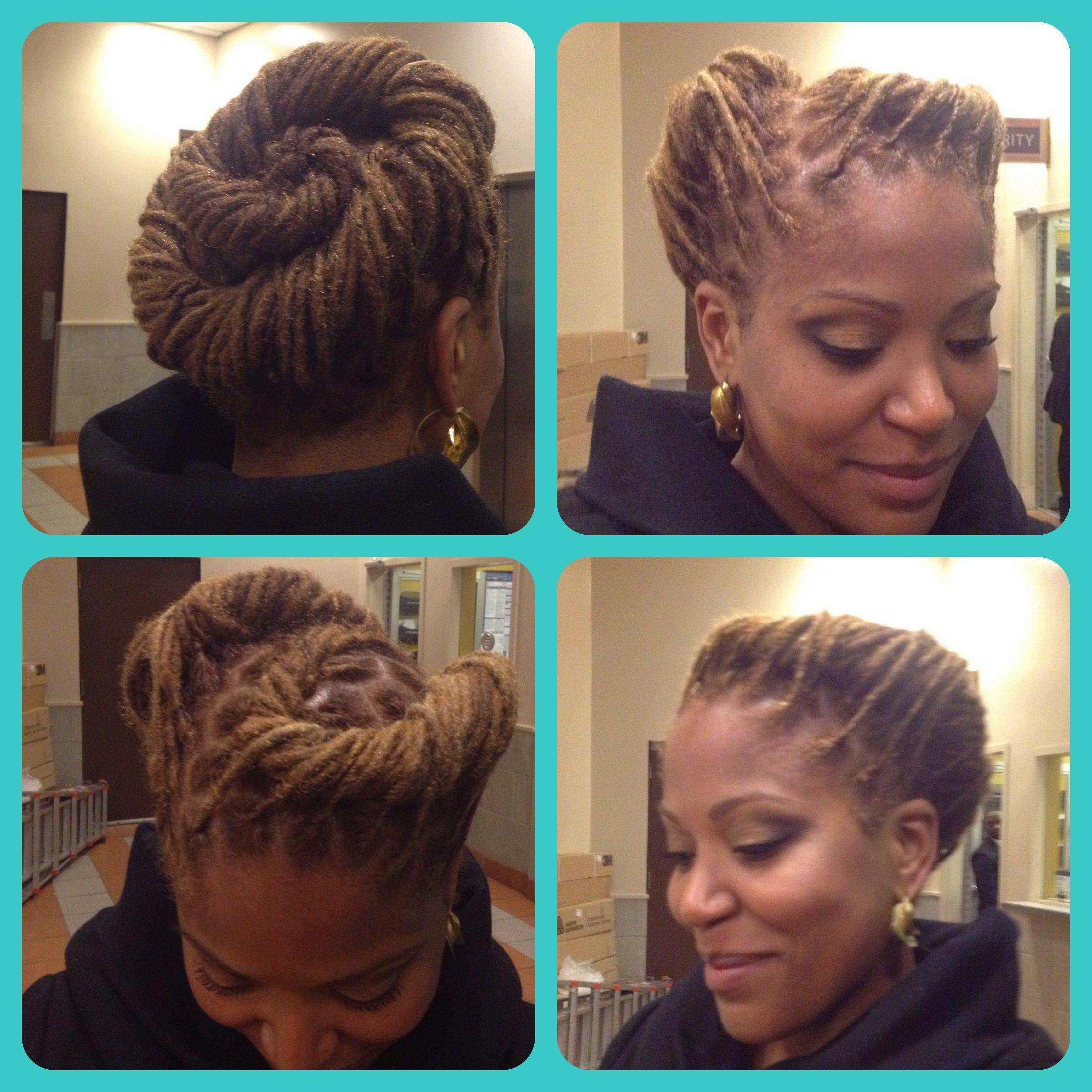 Locs locstyles naturalhair hair pinterest locs dreads and