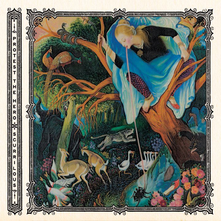 Thoughts On The New Protest The Hero Song C Est La Vie