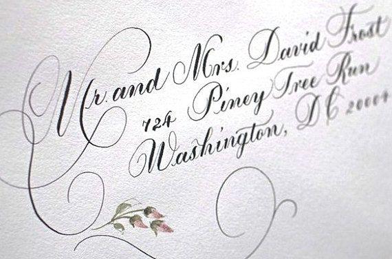 8-е марта, как красиво подписать открытку шрифт