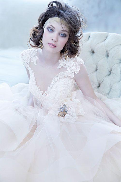 Bridal Gowns, Wedding Dresses by Lazaro - Style LZ3364 | Lazaro ...