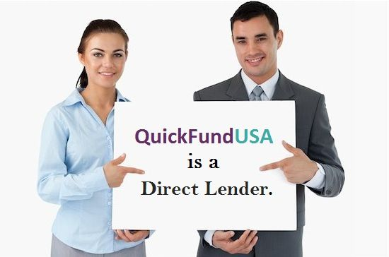 You Need Cash To Resolve A Financial Problem Quickfundusa Is One Such Trusted Direct Lender Loan Company Loans For Bad Credit Online Loans Financial Problems