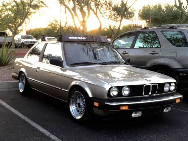 1985 Bmw 325e E30 3000 Hide This Posting Restore This Posting Phoenix For Sale Cars Boats Vehic Bmw 325e Bmw E30