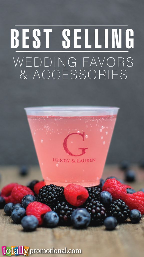 We Offer The Best Selling Wedding Favors And Accessories To Compliment Any Wedding Customize Your Own Wedd Wedding Favors Personalized Wedding Favors Wedding
