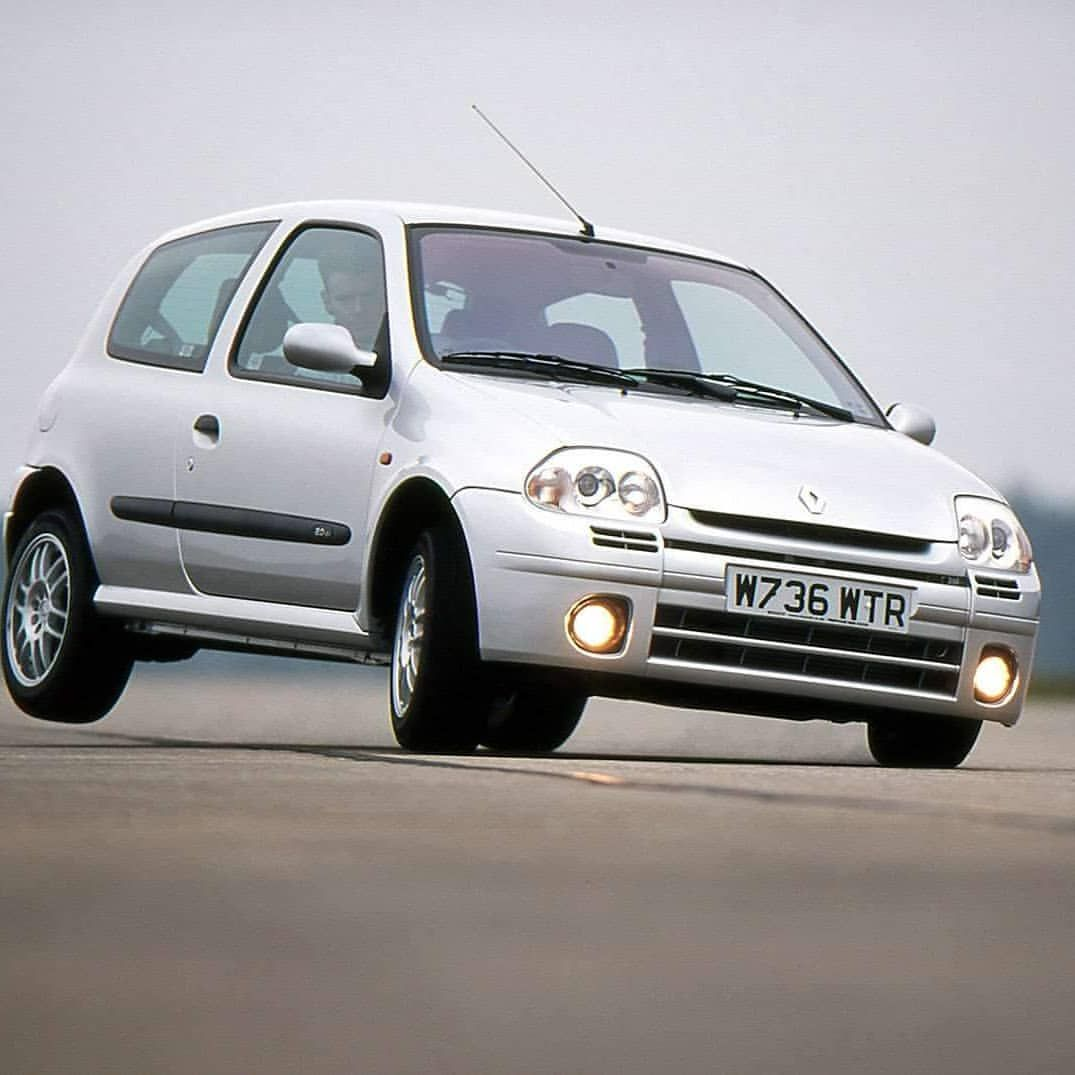 Renault Clio 172 (1999-2004) 🤙Tag Your🚘 Friends