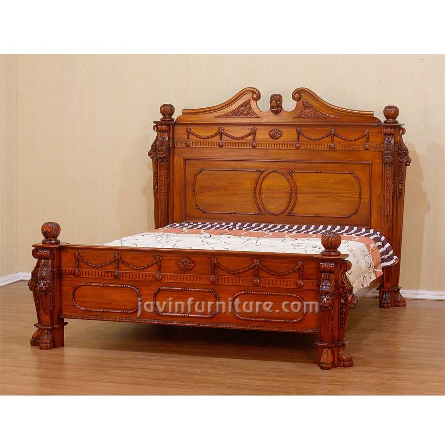 Antique Wooden Bed Frames Google