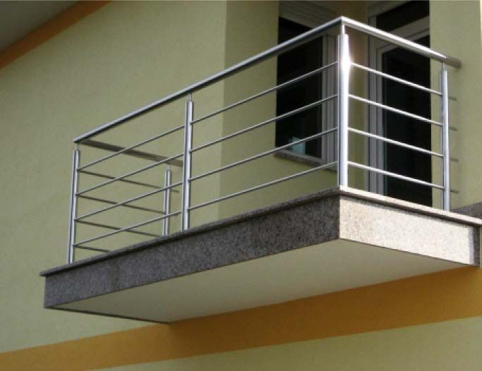 Best Stainless Steel Railings For Balcony Google Search 400 x 300