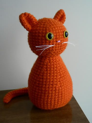Simple Cat Amigurumi Pattern Very Kind Thanks So For Share Xox