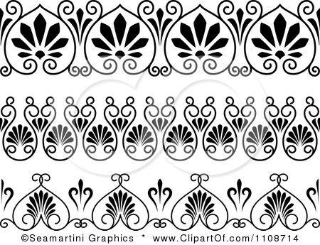 Art deco letterpress border clipart black and whtie art deco art deco letterpress border clipart black and whtie art deco border design elements 3 royalty fandeluxe Images