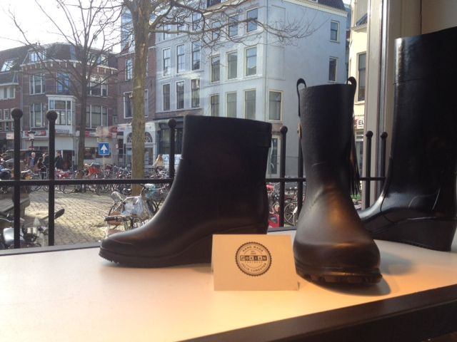 100% natural rubber boots by Nokian, available at Daen's