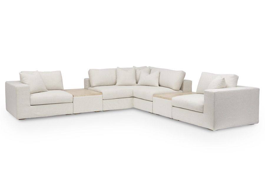 Miami (Outdoor) Sectional with Sectional Tables – NEW!   | RC Furniture