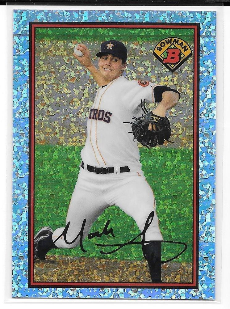2014 Bowman Is Back # 89BIB-MA Mark Appel Houston Astros