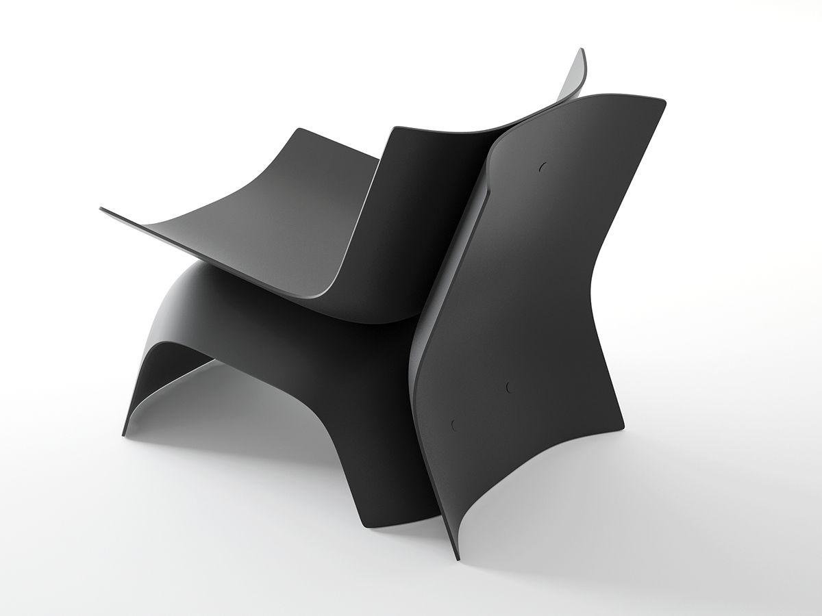 """""""Superglue"""" chair by Dmitry Kozinenko #megwise www.megwise.it"""