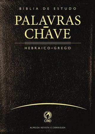 Biblia De Estudo Palavras Chave Com Imagens Palavras Chaves