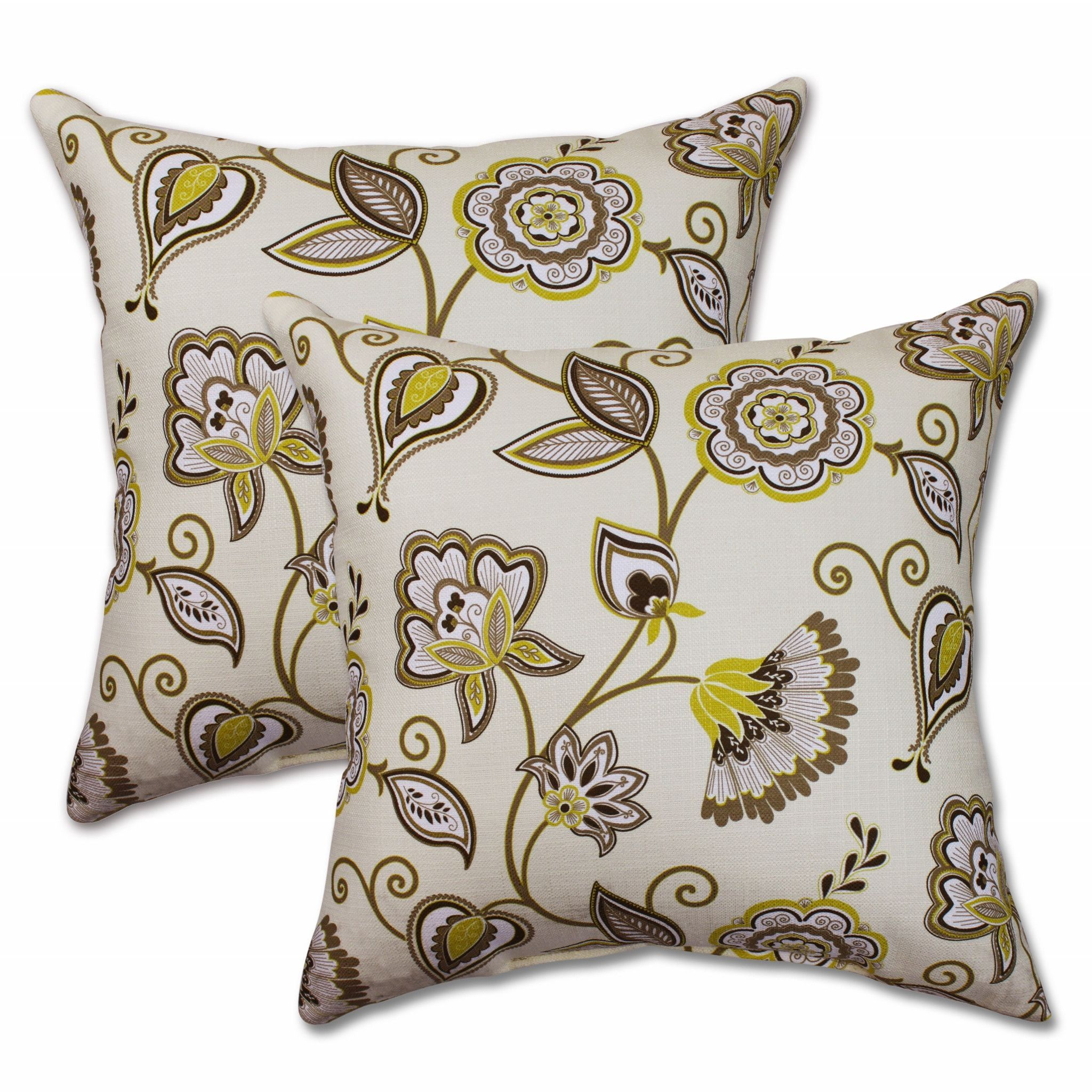 embroidered sofa flower pillows couch throw yellow accent abstract purple cushion decorative modern cover matisse cushions gold pillow contemporary