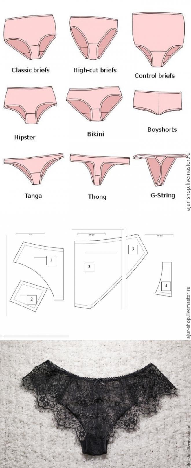 Как сшить комплект кружевного нижнего белья пластины для стирки гринвей женского белья