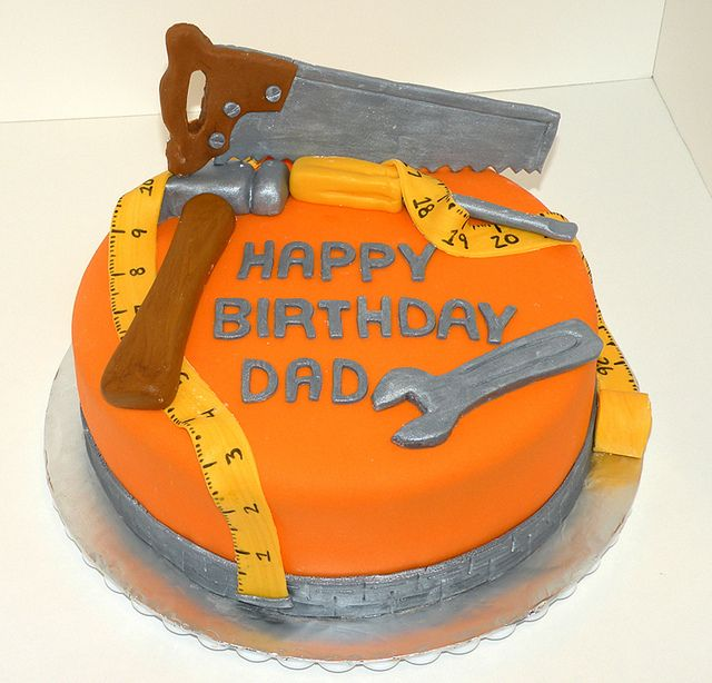 Tool Cake | yummy things to make you fat, :] | Cake, Birthday Cake, Dad birthday cakes