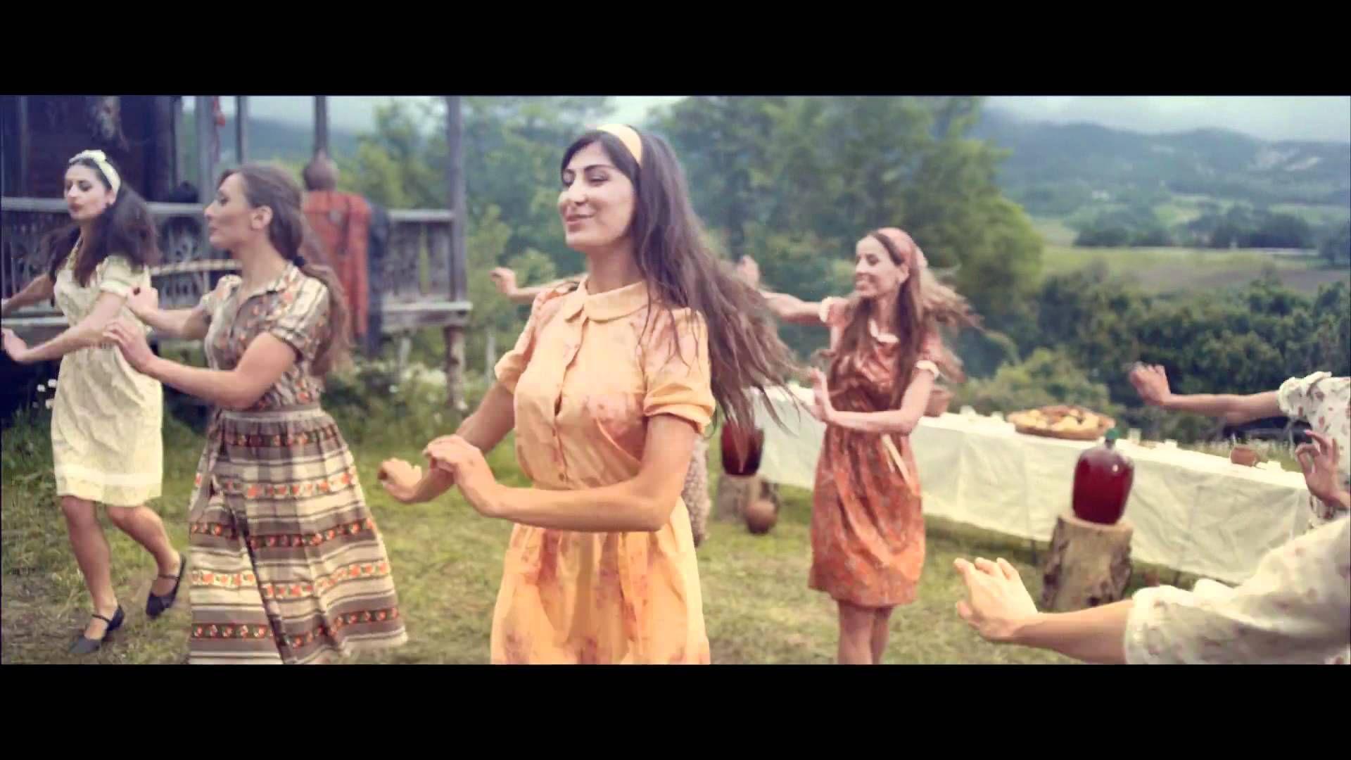 Gangnam Style from Racha area in Georgia  #youtube