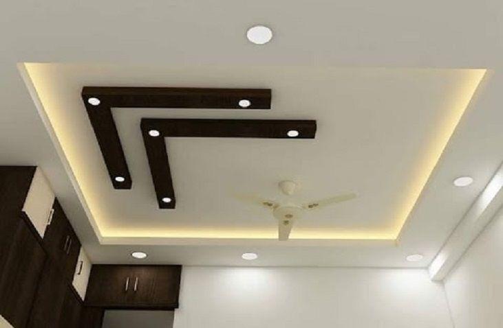 Información de la luz indirecta como elemento decorativo para falsos - Techos Interiores Con Luces