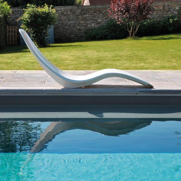 transat piscine aloha bain de soleil transat fauteuil outdoor garden - Transat Piscine