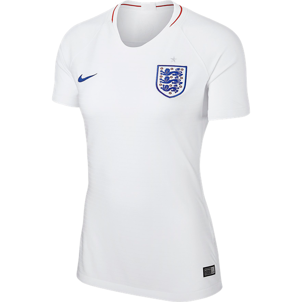 Nike England Womens Home Jersey 2018  89b2bca70f