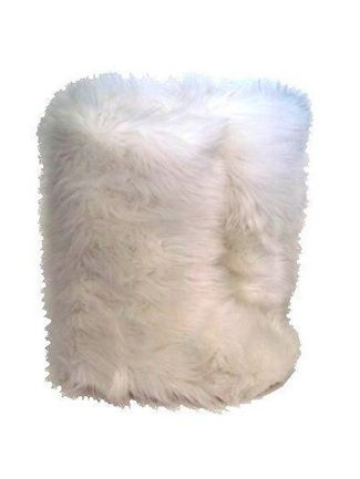 54fe1765bf09 Fluffy Wuffies. I NEED these boots!