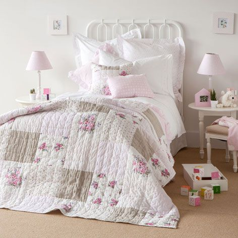 Zara home kids quilt summer 15 home is where the heart for Fundas cojines zara home