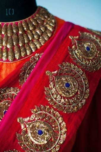 Pin By Nj K On Projects To Try Pinterest Embroidery Saree And
