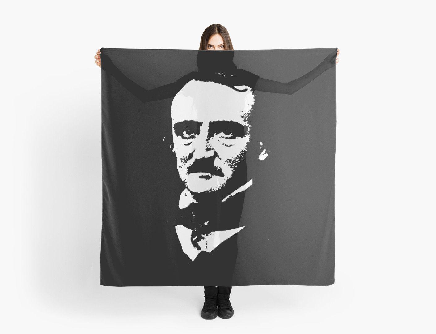Edgar Allan Poe by IMPACTEES